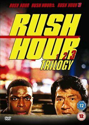Rush Hour Trilogy DVD (2007) Chris Tucker