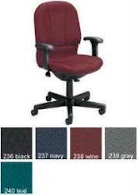 Brand New Posture Office Chairs - OFM 640-A Adjustable Task Office Swivel Chair