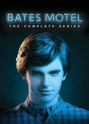Bates Motel The Complete Series Seasons 1 5 Dvd 15 Disc Box Set Visa  Mc Payment