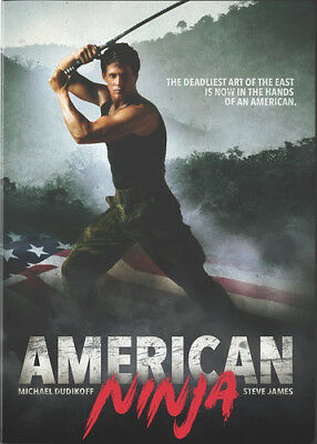 American Ninja [New DVD] Mono Sound