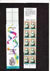 Art, Artists Booklet Korean Stamps