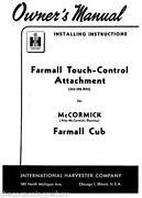 Farmall Attachments