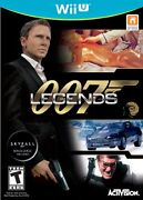 James Bond Wii Games
