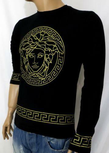 Versace Medusa Shirt Ebay