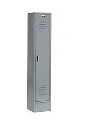 Nexel Paramount Steel Locker Storage Gym School Ps1216k Lockers 12 X 12 X 60