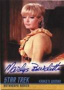 Star Trek TOS Autograph