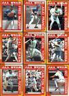 1990 Complete Set Baseball Cards