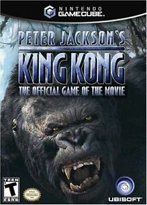 Peter Jackson's King Kong: The 8th Wonder of the World - Gamecub West Island Greater Montréal image 1