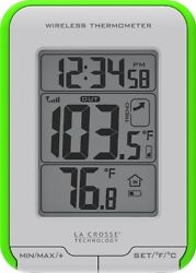 La Crosse Technology 308-1410GR Wireless Thermometer with Trend Indicator , New,