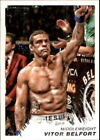 Unbranded Vitor Belfort UFC Mixed Martial Arts (MMA) Trading Cards