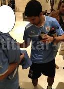 Luis Suarez Signed