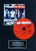 One Direction Signed CD