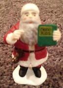 Dept 56 Santa & Mrs Claus