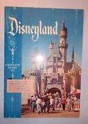 Disneyland Book