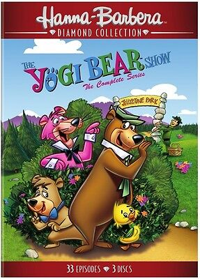 Yogi Bear Show  The Complete Series Dvd