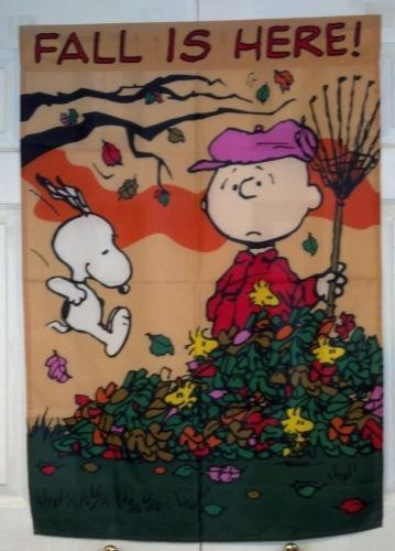 Snoopy Flag Ebay