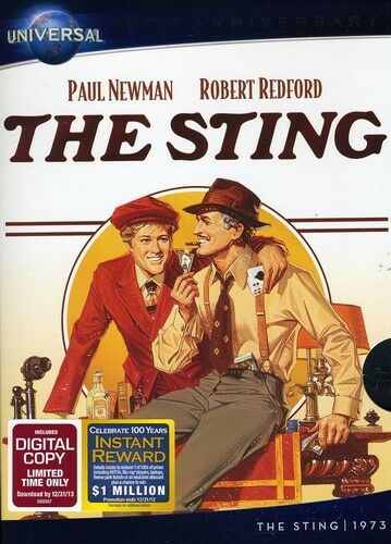The Sting [new Dvd] Rmst
