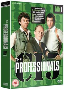 The Professionals: MkI (Restored) [DVD]