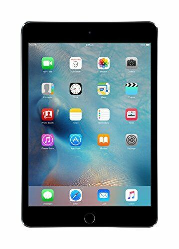 "Ipad Mini - NEW Sealed Apple iPad Mini 4 Space Gray 128GB MK9N2LL/A 7.9"" Retina Display"