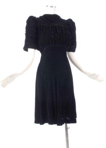 1940s Swing Dresses Ebay