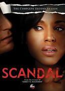 Scandal DVD
