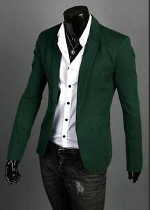 Mens Green Suit Jacket | My Dress Tip