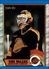 Ice Hockey Trading Cards Rookie Kirk McLean
