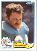 1982 Topps Football