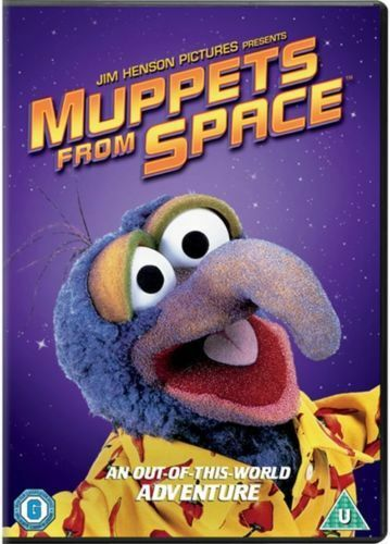 Muppets from Space [DVD] ** NEW & SEALED **