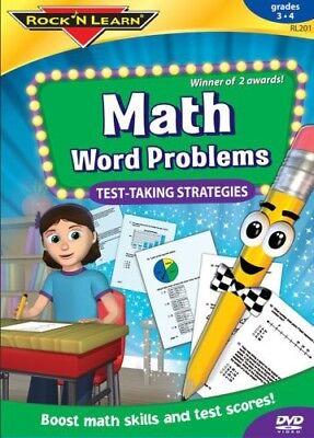 Rock N Learn: Math Word Problems [New (Math Word Problems Dvd)