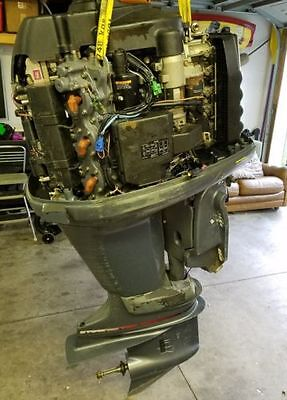 For Sale Gently Used 2001 Yamaha 150 HPDI Boat Outboard Motor Water Ready