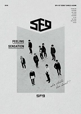 Sf9   Beat   Go To Sleep  1St Debut Single Album   New Cd  Asia   Import