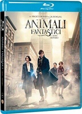 Animali fantastici e dove trovarli (Blu-Ray Disc + Copia Digitale)