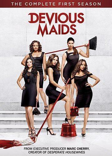 Devious Maids: Season 1 - 3 DISC SET (2014, DVD NEW) WS