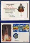 Space Shuttle Columbia Coin