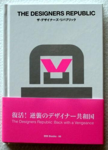 The designers republic books ebay for The designers republic