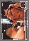 Vitor Belfort Mixed Martial Arts (MMA) Trading Cards