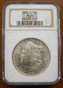 1888 s Morgan Dollar