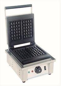 Waffle Maker Grill / Belgian waffle baker (supper sale)