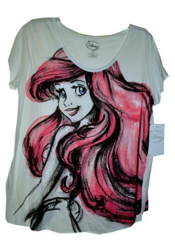 58c249f0f2e92 Little Mermaid Shirt