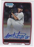 2012 Bowman Chrome Carlos Martinez