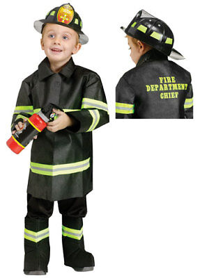 Fire Chief Halloween Costume (Fire Chief Child Halloween Costume Size 24 months)