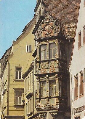 Freiberg , Renaissance-Erker , DDR ,Ansichtskarte