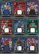 NBA Jersey Cards