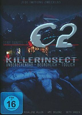 C2 - Killerinsect ( Horrorfilm ) von Tony Randel mit Seth Green, Rosalind Allen
