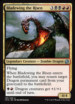 Bladewing the Risen - MTG Iconic Masters - NEW