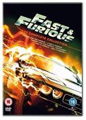 Fast and Furious 5 DVD