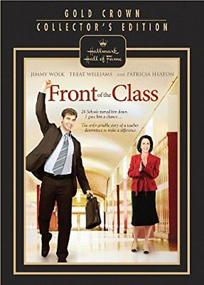NEW Front of the Class (Hallmark Hall of Fame: Gold Crown Collector's DVD MOVIE