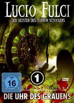 (Horrorfilm) von Lucio Fulci mit Karina Huff, Al Cliver NEU (Huff Halloween)