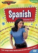 Learn Spanish DVD